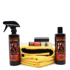 Wolfgang Uber Coating and Maintenance Kit