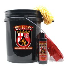 Wolfgang Uber Sio2 Coating Wash Kit