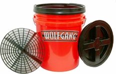 Wolfgang 5 Gallon Wash Bucket Combo( with 2 Grit Guard)
