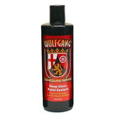 Wolfgang Deep Gloss Paint Sealant<br><font color=red>FREE GIFT with purchase!</font>