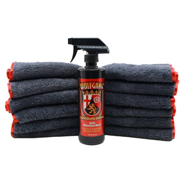 Wolfgang Fast and Easy Wash Kit