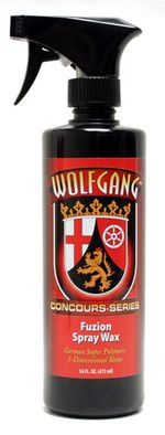 Wolfgang Fuzion Spray Wax <font color=red> <strong> ON SALE </strong> </font>