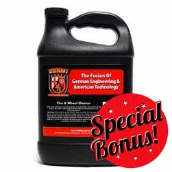 Wolfgang Tire & Wheel Cleaner 128 oz.