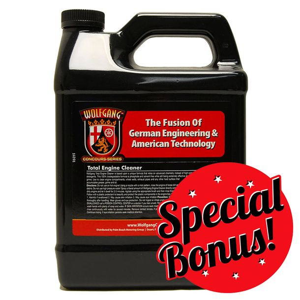 Wolfgang Total Engine Cleaner 128 oz.