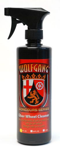Wolfgang Uber Wheel Cleaner