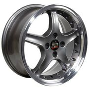 Ford Mustang Cobra R Wheel FR04A R17x8 Anthracite