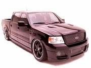 2004-2008 Ford F150 Urethane Front Bumper