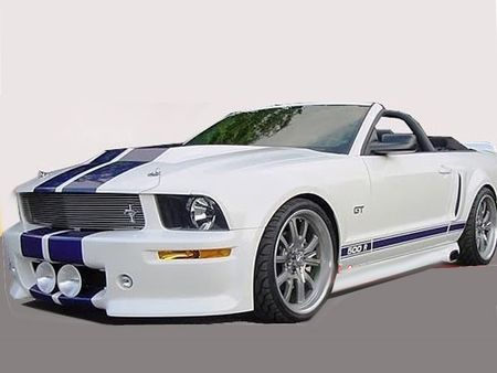 2005 2009 Ford Mustang Eleanor Complete Body Kit