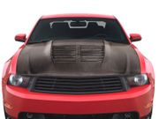 2010-2012 Ford Mustang Carbon Creations GT500 V2 Hood