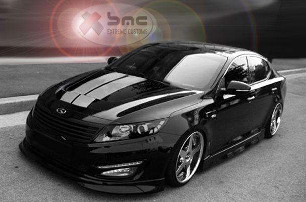 2017 Kia Optima K5 Ii Body Kit Ground Effects 3 Jpg