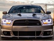 2011-2014 Dodge Charger Hoods