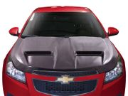 2011-2015 Chevrolet Cruze Carbon Creations WS6 Hood