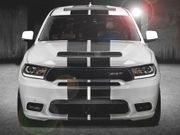 2011-2019 Dodge Durango Demon Styled Beast Ram Air Hood
