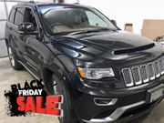 2011-2019 Jeep Grand Cherokee Demon Styled Night Hawk Ram Air Hood