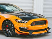2015-2020 MUSTANG SHELBY GT350 TYPE-GT5 DOUBLE SIDED CARBON FIBER HOOD