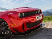 2015-2020 Challenger Front Bumper w/ Front Add-On Lip Spoiler | Prior Design PD900HC