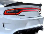 2015-2019 Charger SRT Carbon Fiber Rear Custom Spoiler C&C