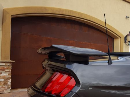2015-2021 Mustang Convertible Spoiler Mamba Style PAINTED