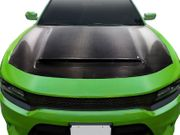 2015-2020 Dodge Charger Carbon Creations Demon Look Hood