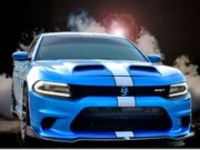 2015-2020 Dodge Charger Redeye Style Ram Air Hood By E.G. Customs