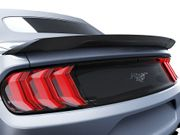 2015-2020 Mustang Convertible High Profile Spoiler | Satin Black | No Drill