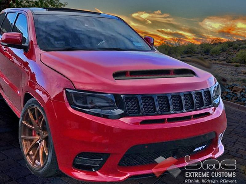 Mopar Parts Direct >> 2017-2019 Grand Cherokee Nighthawk Full Conversion Front ...