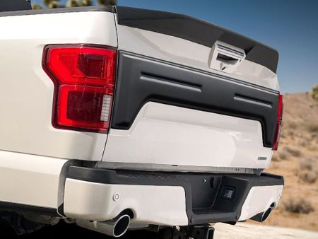 2018-2020 Ford F-150 Tailgate Applique | Satin Black