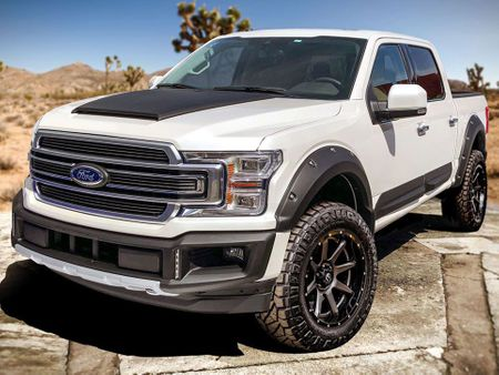 2018-2020 F-150 Off-Road Extreme Bodykit | Super Crew
