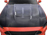 2018-2020 Ford Mustang Carbon Creations GT500 V2 Hood