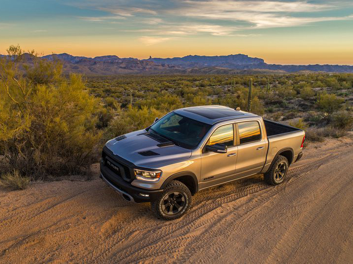 2019 Ram 1500 Rebel Hood By Mopar Fits All 1500 Models