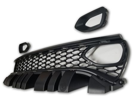 2015-2019 Dodge Charger SRT Grille w/ Bezels 2019 New 392 Style