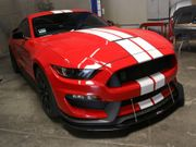 APR CW-201535 Shelby GT350 Carbon Fiber Wind Splitter 2016-2017