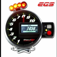 """G-TECH/EGS Pro 4"""" Tachometer Expandable Gauge System with Shift Light"""