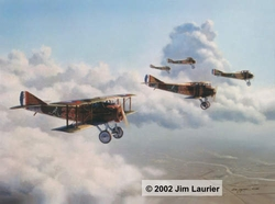 13th Aero Squadron <br> By Jim Laurier<br>