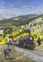 1932, Railfan by Don Feight <br> NEW RELEASE<br>
