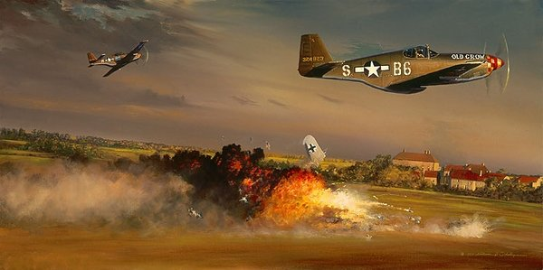 A Bandit Goes Down<br> NEW CANVAS RELEASE <br> By Bill Phillips <br> $495