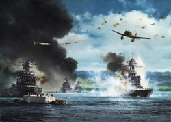 A Day of Infamy - Japanese Attack on Pearl Harbor<br>