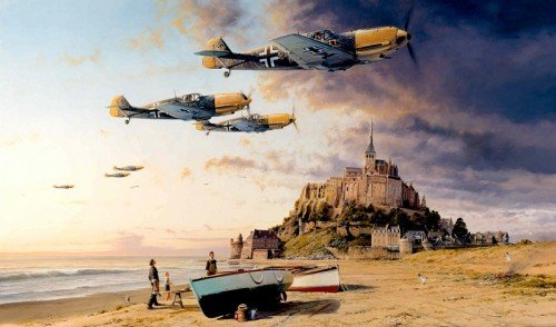 "<center><big>""Aces On the Western Front""<br>By Robert Taylor <br>"