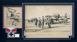 ICONS OF FLIGHT - JAGDERVAND 44 by ROBERT TAYLOR - Only  1 Left