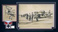ICONS OF FLIGHT - JAGDERVAND 44 by ROBERT TAYLOR - Only 26 Available
