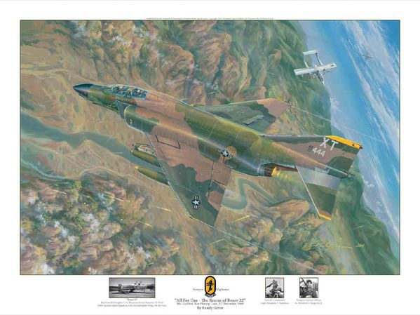 ALL FOR ONE - RF-4C <br> NEW RELEASE by RANDY GREEN