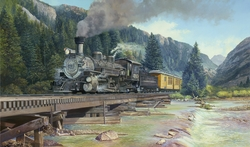 Animas Crossing - Durango<br> NEW RELEASE by Rick Herter
