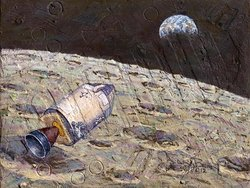 Apollo 12 Is Headed Home <br> NEW RELEASE by ALAN BEAN