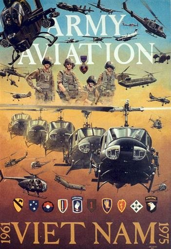 Army Aviation - Vietnam<br> By Joe Kline<br>