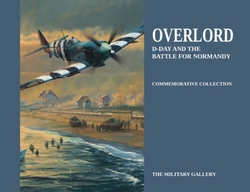 OVERLORD <br>- D-DAY BOOK/PORTFOLIO<br>  $150<br>