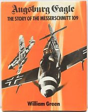 AUGSBERG EAGLE by WILLIAM GREEN <by>10 LUFTWAFFE SIGNATURES