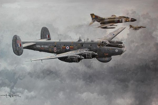 AVRO SHACKLETON - THE GROWLER by MICHAEL RONDOT