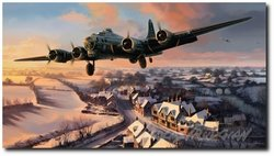 B-17 FLYING FORTRESS - The Mighty 100th