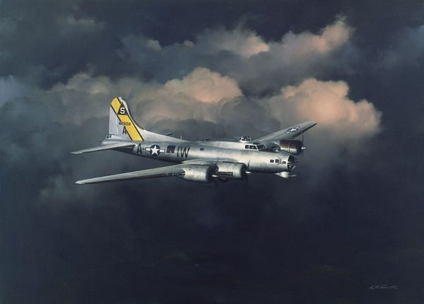 B-17 Flying Fortress<br>By R.G. Smith<br>