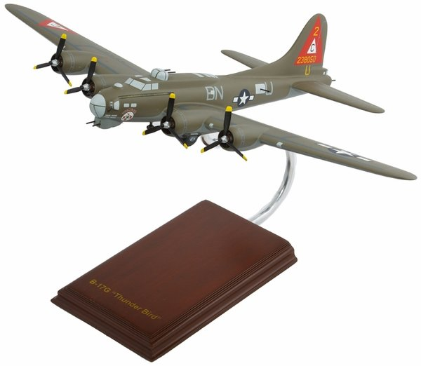 B-17 G THUNDERBIRD - Aircraft Model